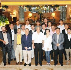 助力高尔夫发展中国高尔夫媒体联盟在上海成立
