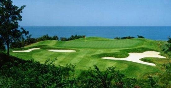 山东乳山东方如意国际高尔夫俱乐部