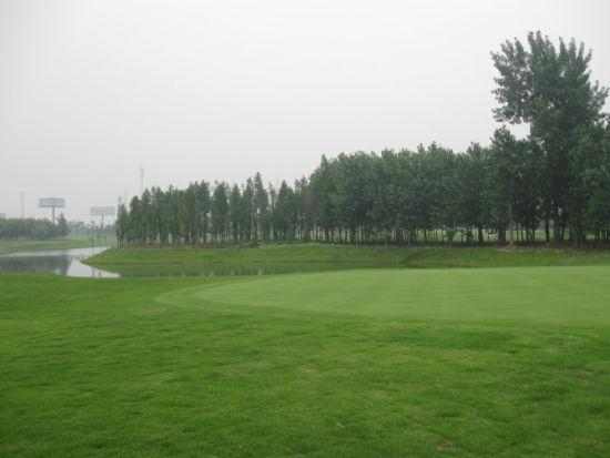 昆山太阳岛高尔夫球场