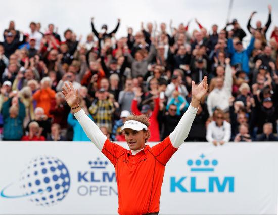 为什么KLM荷兰公开赛值得我们亲临现场