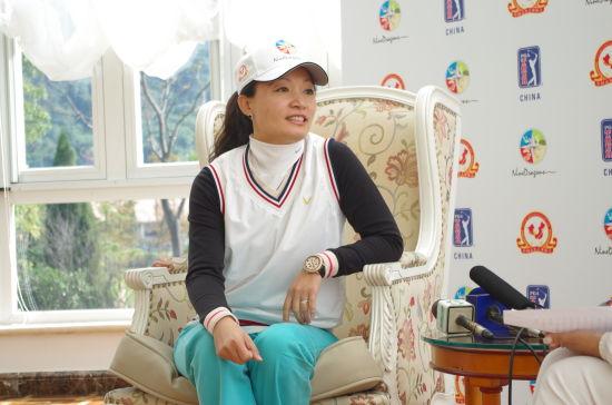 毕凤仙:为美巡中国赛助力