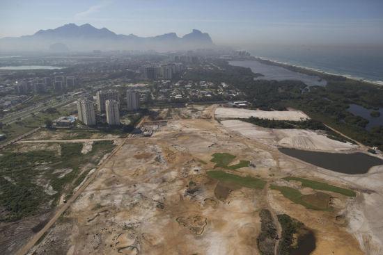 巴西奥运会高尔夫项目球场