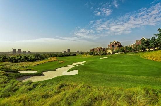 武汉驿山国际高尔夫俱乐部