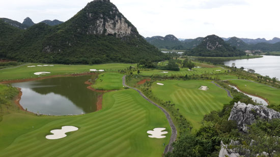美巡中国赛中国区资格赛开始报名