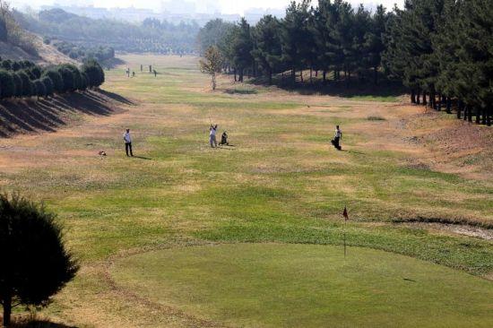 伊朗的高尔夫球场