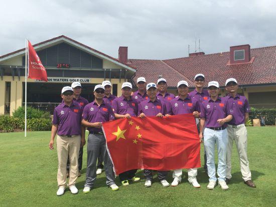 2014中澳挑战赛中国队参赛队员