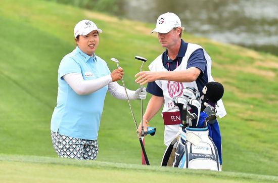 别克锦标赛对赛分组 冯珊珊与张良结成强强组合