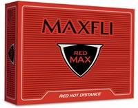 Maxfli开发新款高尔夫球 RedMAX即将闪亮登场