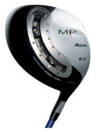 美津浓MP-600 木杆 球具可调节性研究项目新产物