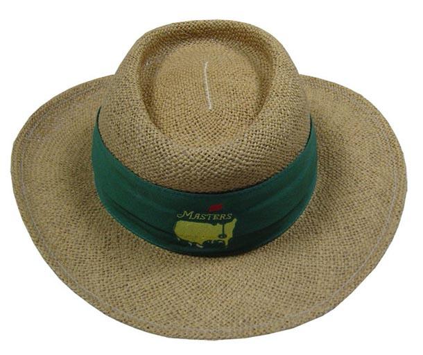 美国大师赛纪念版巴拿马草帽