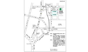 北京乡村高尔夫球会位置图示