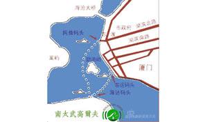 南太武高尔夫乡村俱乐部位置图示