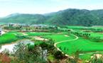 广东惠州洲际度假酒店高尔夫球场