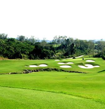 海南海垦七仙岭国际高尔夫球会