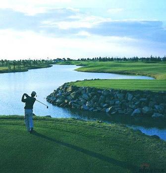 大上海国际高尔夫球度假村