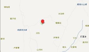 云南腾冲国际高尔夫球会位置图示