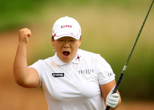 图文-女子世界杯决赛轮韩国选手申智爱