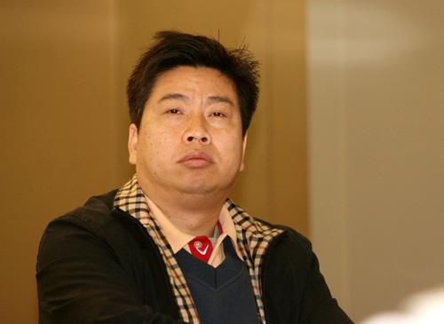 图文-别克俱乐部联赛工作会议地方高协代表