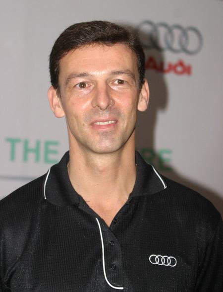 图文-奥迪quattro杯2008开杆赛安世豪