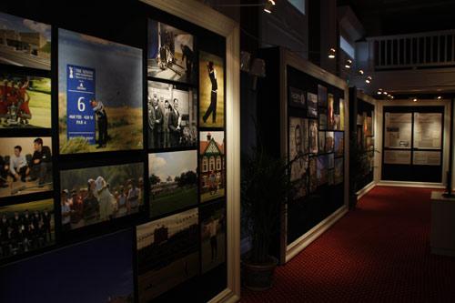 图文-圣安德鲁斯高尔夫文化展珍贵照片展