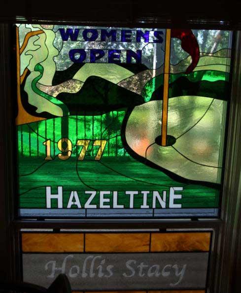 图文-哈泽汀国家俱乐部史黛西赢1977美国女子赛
