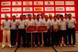 图文-俱乐部联赛华北区赛开杆北京CBD与鸿华
