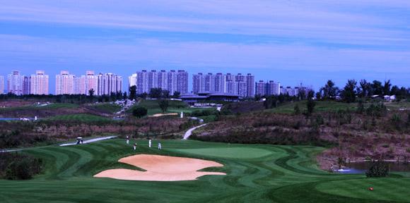 图文-北京银泰鸿业高尔夫球会 都市里闹中取静图片