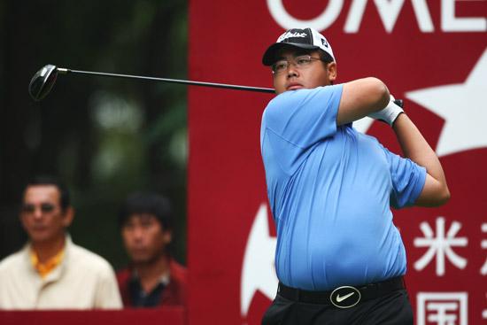 图文-天津锦标赛决赛轮业余小将苏东