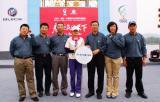 图文-俱乐部联赛总决赛参赛队伍北京北辰球会