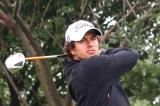 图文-2008汇丰冠军赛冠军争夺澳洲帅哥斯科特