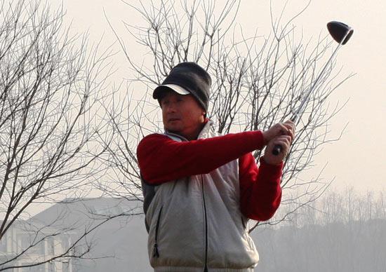 图文-2008北京龙熙温泉年度杯中体经纪公司孙立平