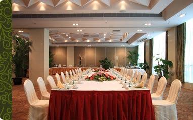 图文-上海太阳岛高尔夫俱乐部美景 国际会议中心