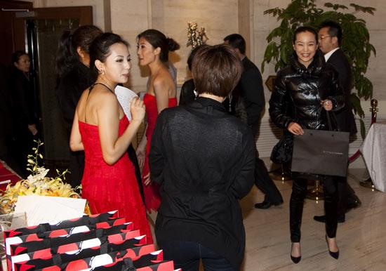 图文-北京木兰队年看到签到好朋友很高兴_摩托车街跑车图片