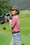 图文-第九届美加高尔夫对抗赛工作人员积极工作