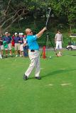 图文-第九届美加高尔夫对抗赛开出彩球
