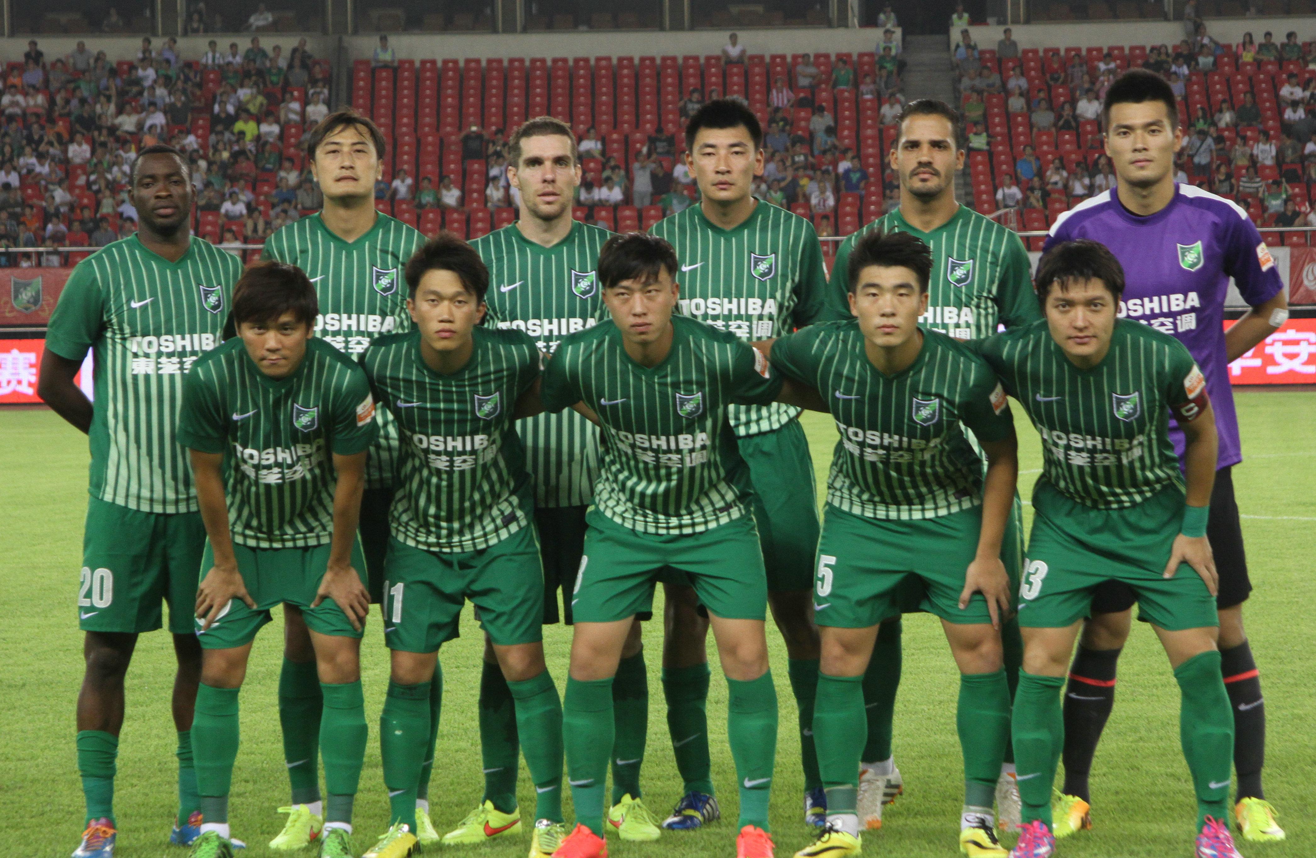 杭州绿城VS上海申花(1)