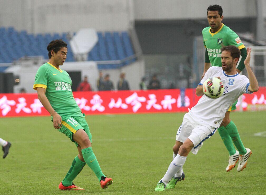 杭州绿城VS广州富力(3)