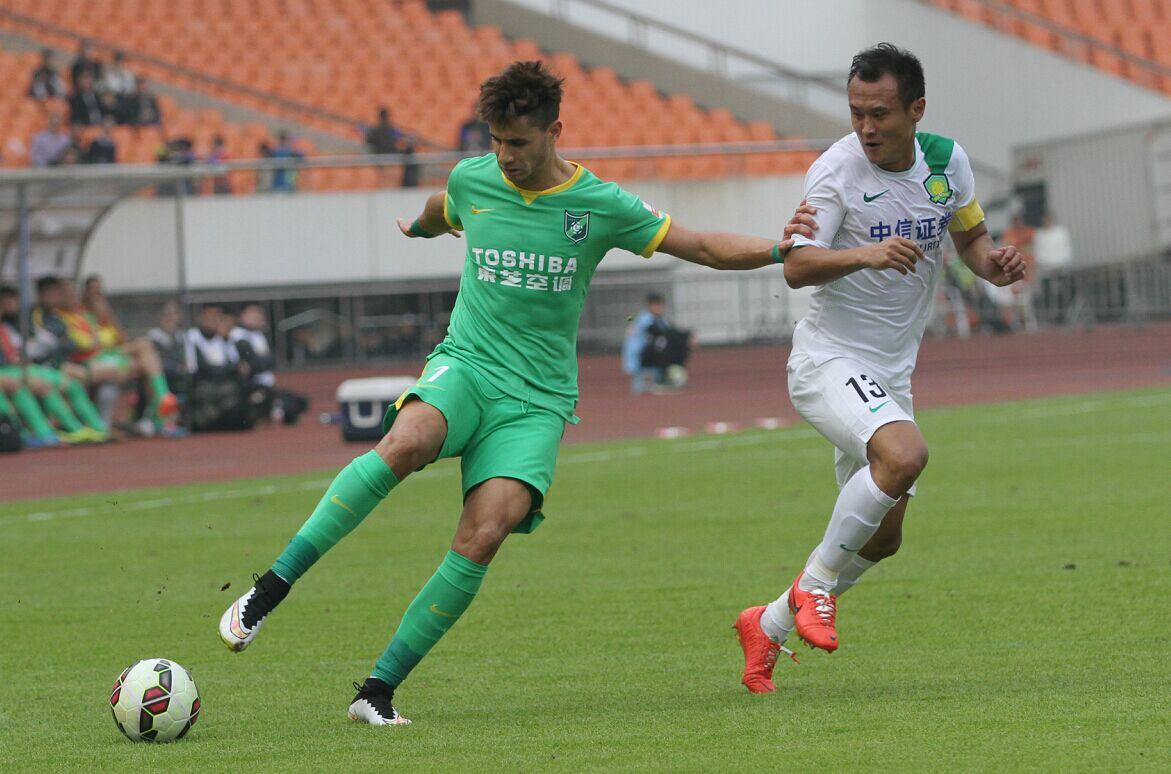杭州绿城VS北京国安(2)