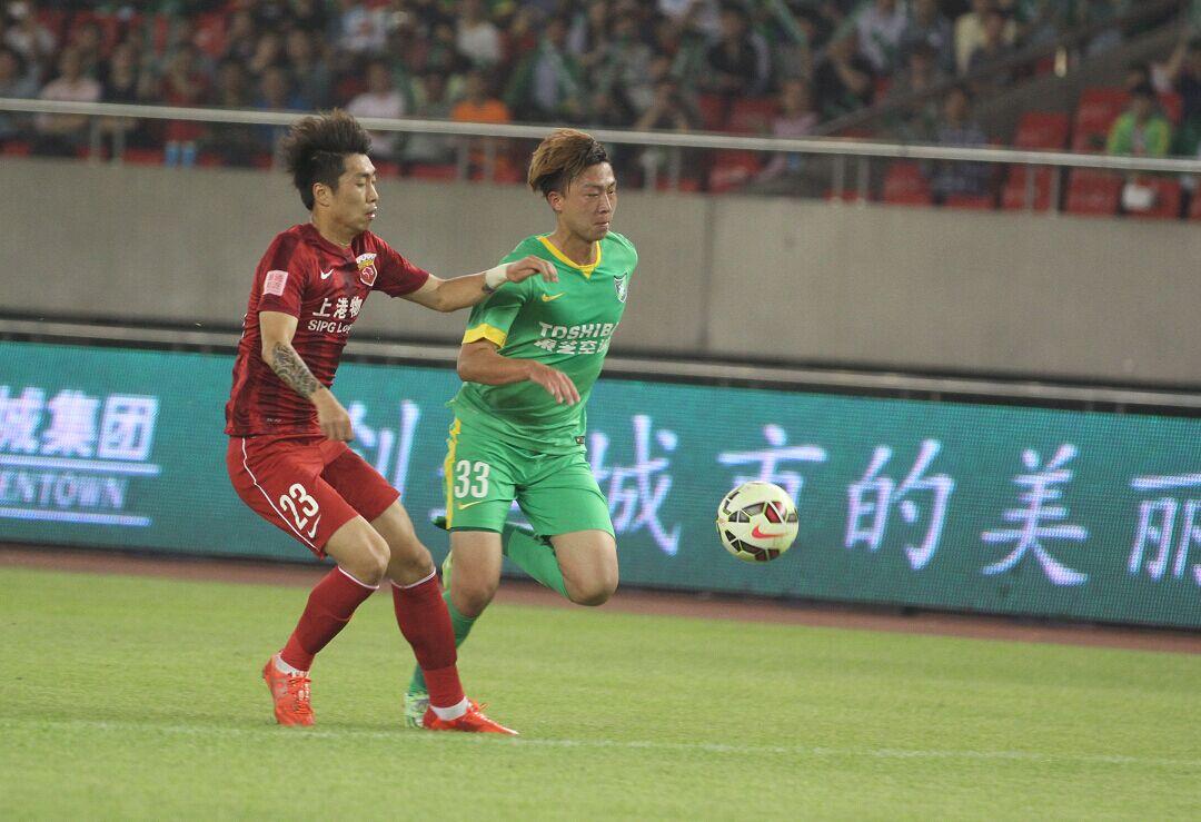 杭州绿城VS上海上港(1)