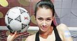 瑜伽教母变世界杯主播