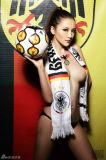 德国足球宝贝