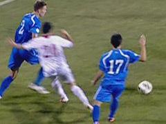 视频集锦-世预赛附加赛 乌兹别克客场取关键一分