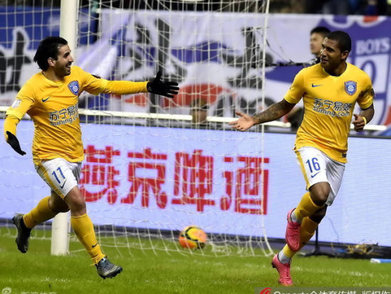 视频集锦-萨米尔加时献绝杀 江苏1-0足协杯夺冠