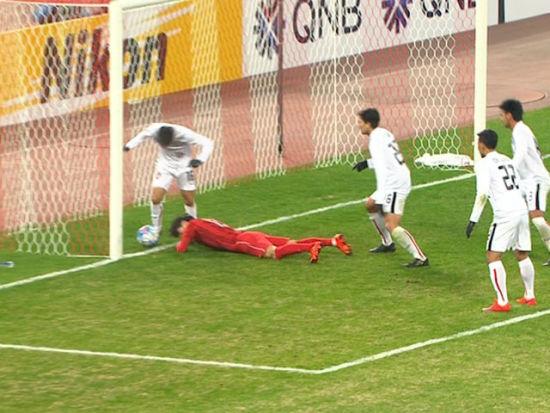 视频集锦-武磊2球孔卡传射 上港3-0首入亚冠正赛