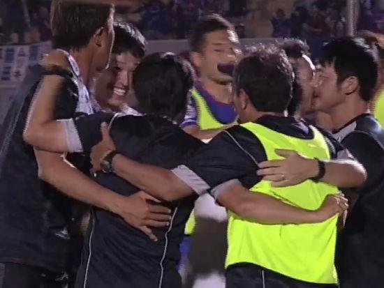 视频集锦-本土悍将双响 东京2-1客胜将战上港
