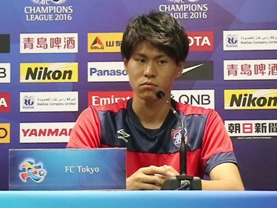 视频-东京大将:不能让上港进球 争取最好结果