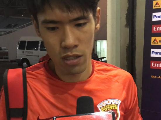 视频-吕文君:整场都在拼 进球来的晚了些