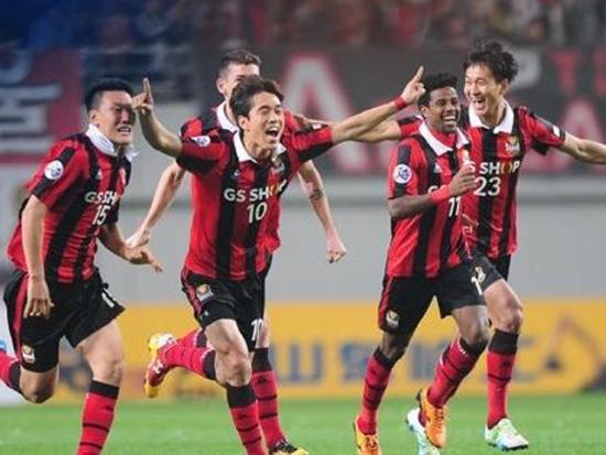 视频集锦-补时+点球互演逆转 首尔10-9浦和晋级