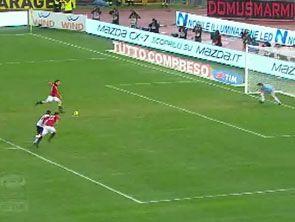 罗马3-0卡利亚里