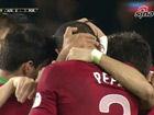 视频集锦-C罗缺阵科恩特朗助攻 葡萄牙2球小胜